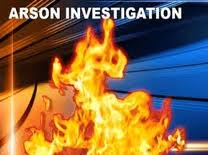 The Forensics of Fire